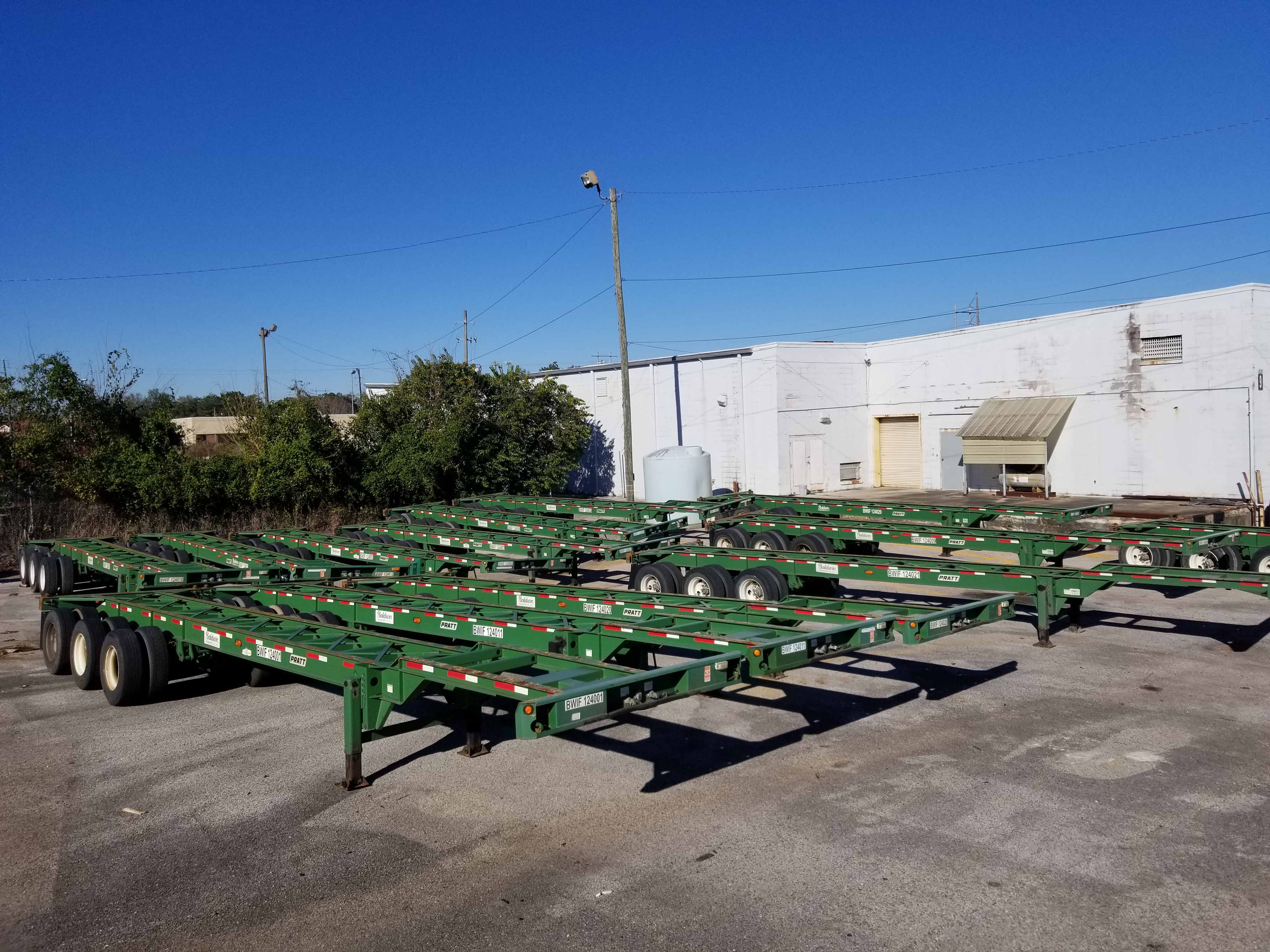 Chassis King used Chassis