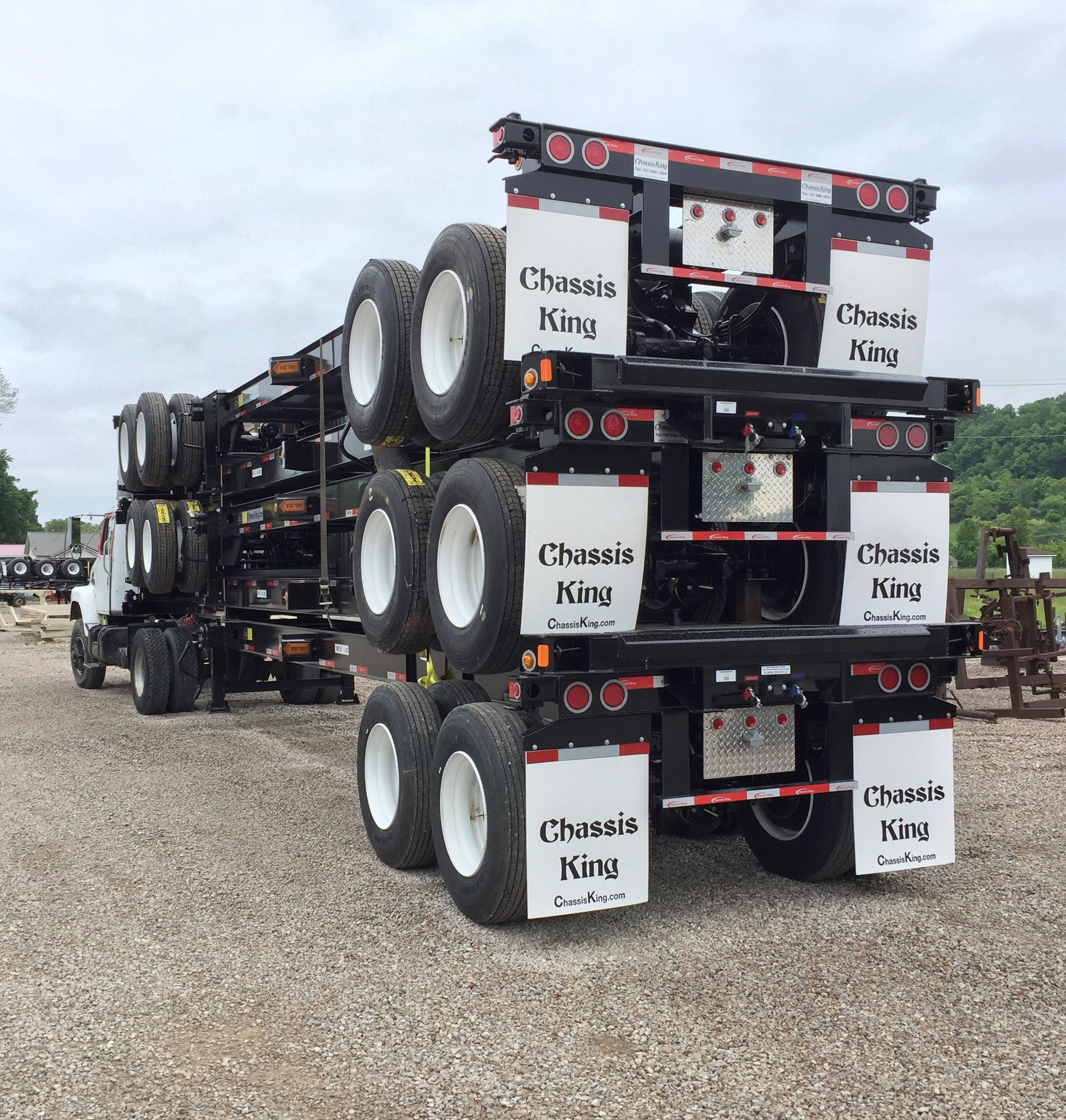 Container Chassis Lights : For sale chassisking