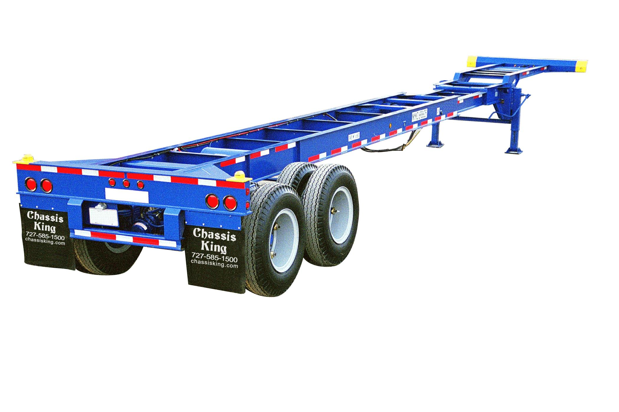 40ft 45ft GN chassis-