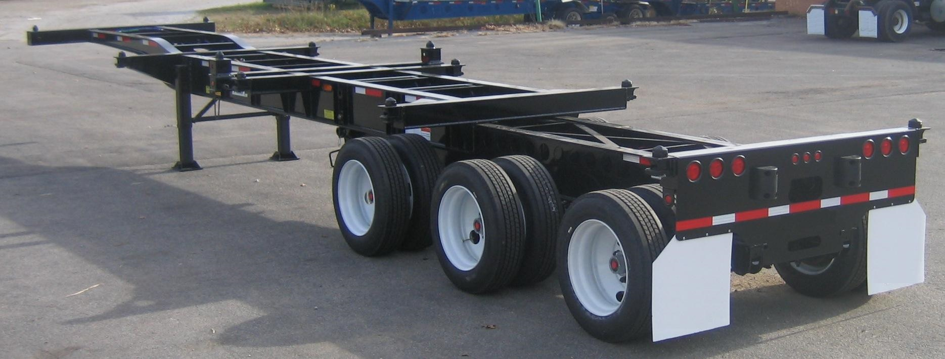 Tri Axle Chassis : For sale chassisking
