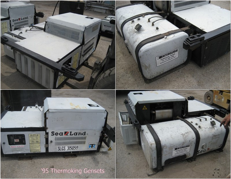 Thermo King Gensets