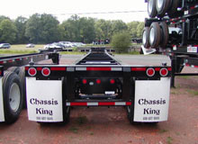 Use our chassis with confidence!