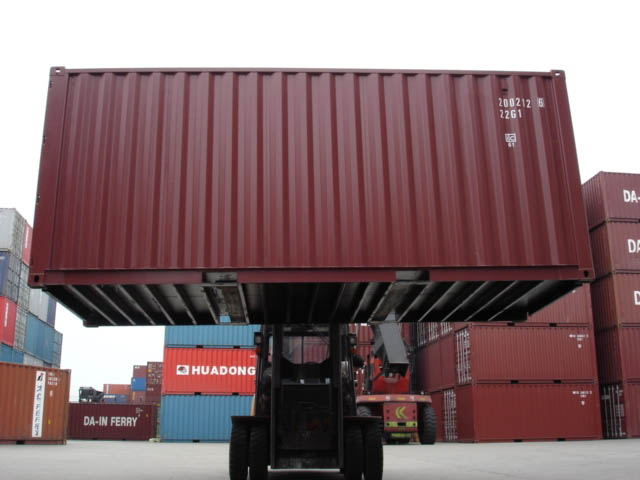 20' Shipping Container 640 x 480