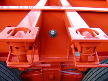 Twist Locks For Container Chassis - ChassisKing com