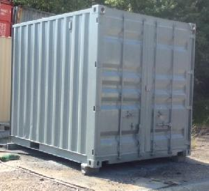 10ft container Modification