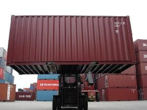 20 Foot ISO shipping container
