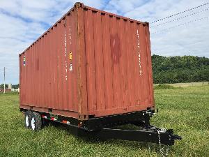 20ft pull trailer