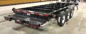 20ft Pull TriAxle Chassis