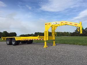 Chassis King Gooseneck trailer for Pickup