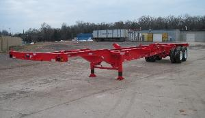 40ft Gooseneck 12 Pin Chassis