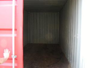 40 Foot Container Swing Doors