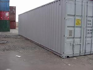 40ft High Cube Dry Freight Container