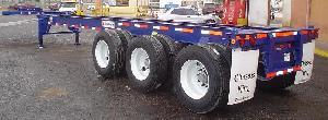 40 foot GN tri-axle