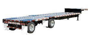 Composite Drop Deck with Spread Axle