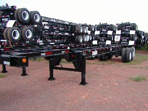 40 Foot GN Container Chassis