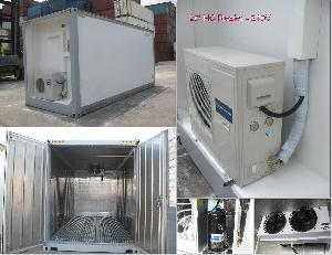 20' HC Reefer Container - 230V