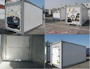 20' HC Reefer Container - 440V